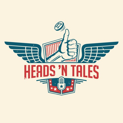 Heads and Tales logo