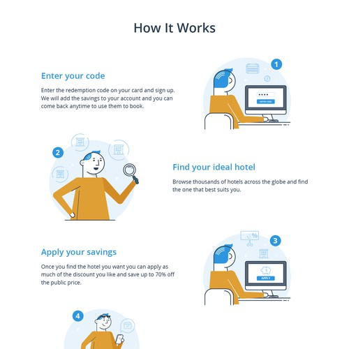 How it works Illustration