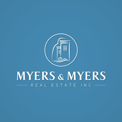 Create a winning logo for Myers & Myers Real Estate Inc