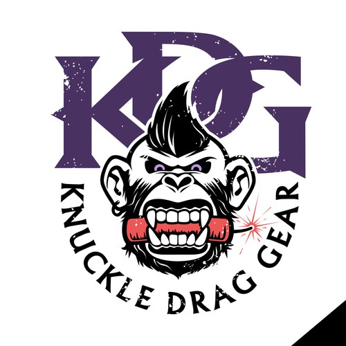 knuckle drag gear