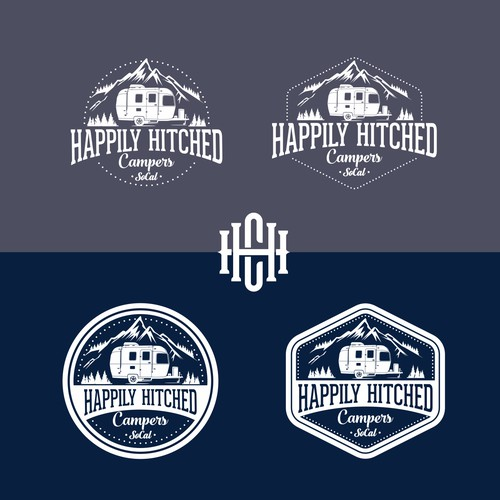 Happily Hitched Campers