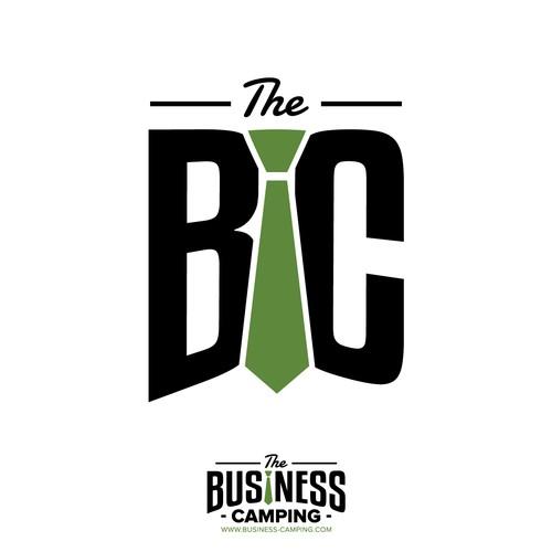 Logo design (derived) - Business Camping