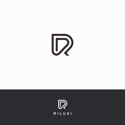 logo concept for riluxi