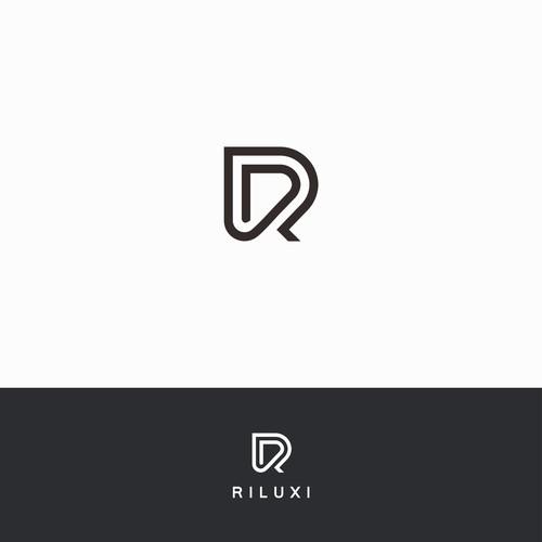 logo concept for riluxi