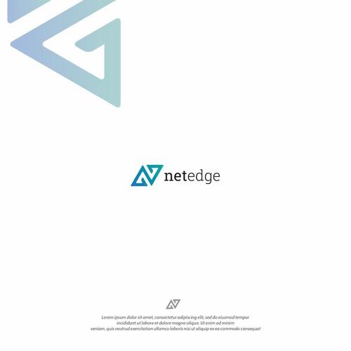 Logo design for NetEdge
