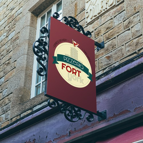 Logo - Fort York Pizzeria