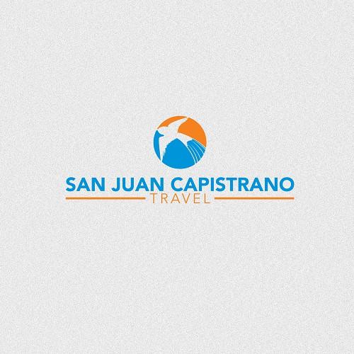 Create a unique  travel agency logo