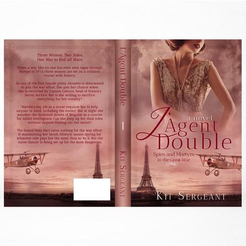L'Agent Double  - Historical Women's Fiction