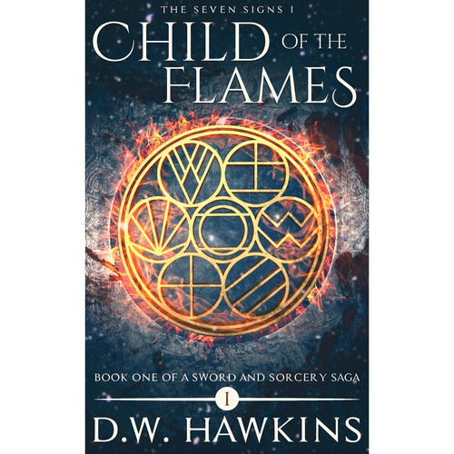 Child of flames.