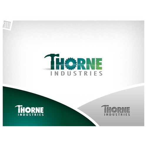 Thorne Industries needs a new logo