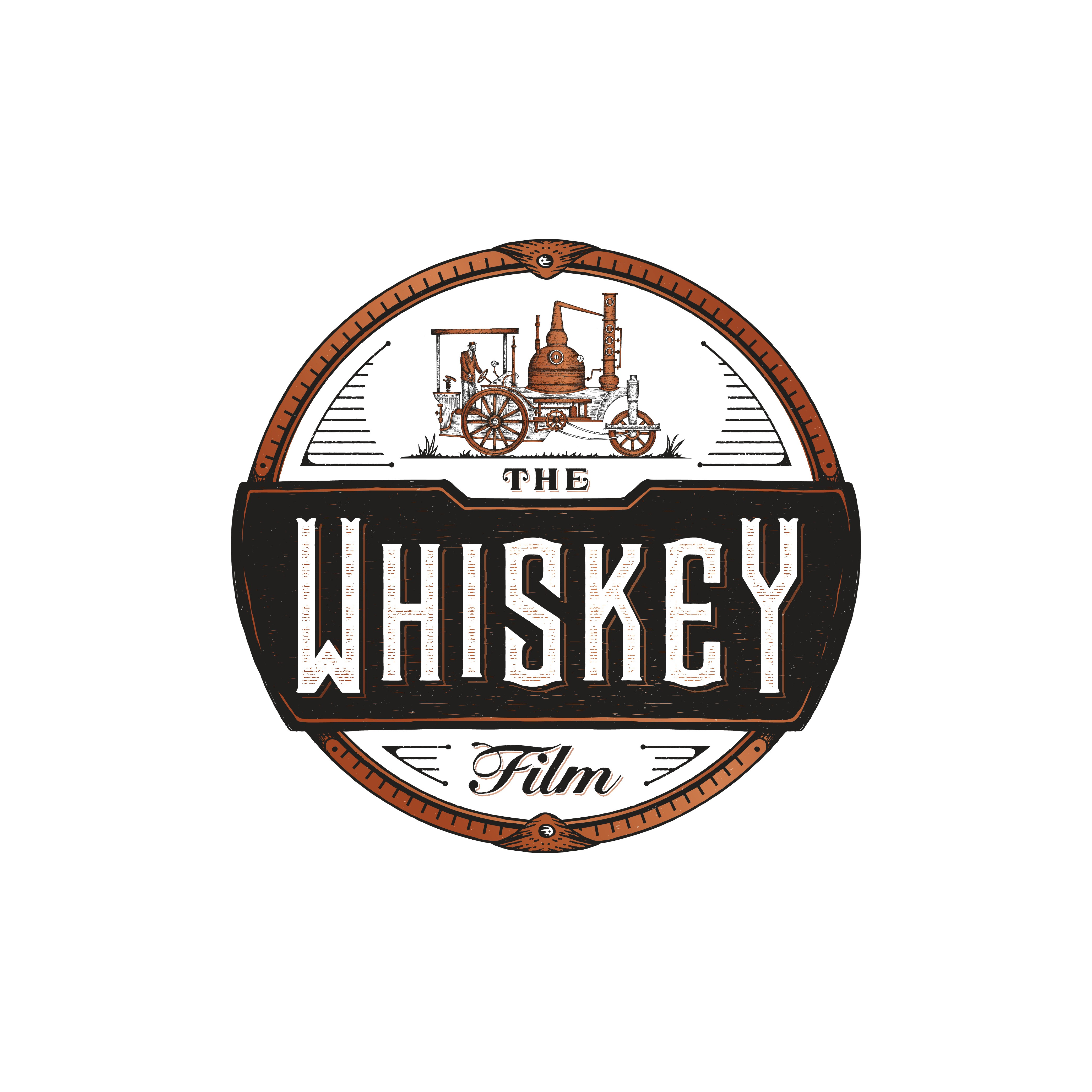Design a bold and outdoor inspired brand for The Whiskey Film
