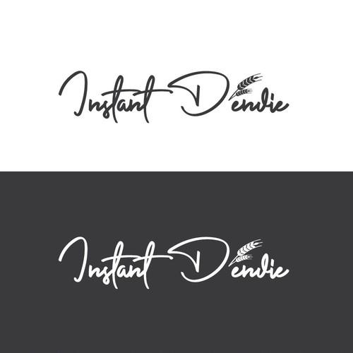 INSTANT D'ENVIE Logo Design