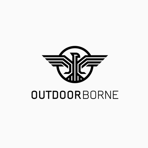 Outdoorborne Logo Design