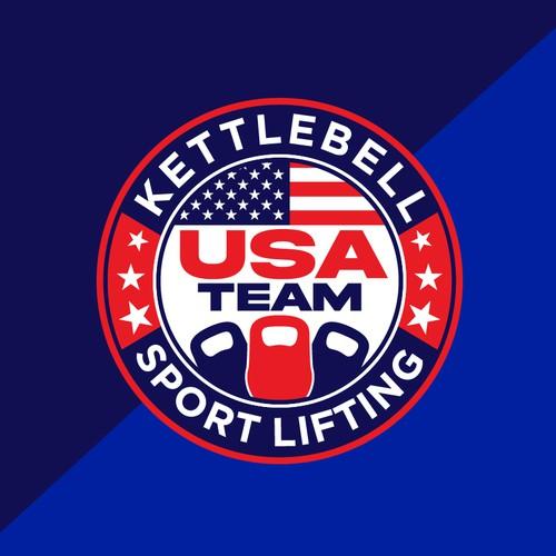 USA Kettlebell Sport Lifting Team lifting attire.