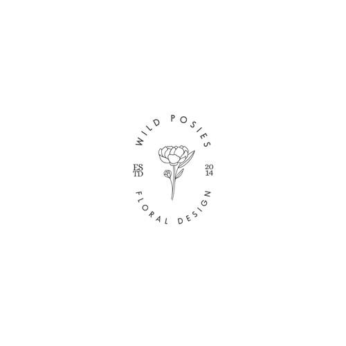 Conceito de Logotipo Delicado