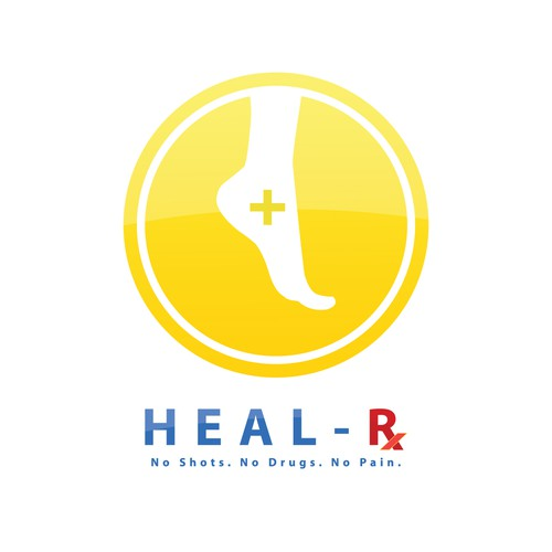 New logo for Heal-Rx