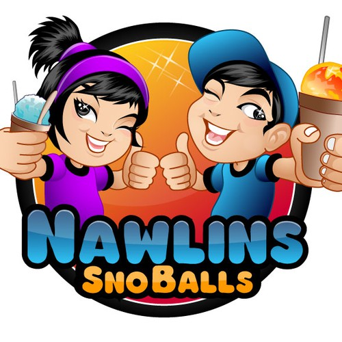 Fun Logo needed for a New Snow Cone Business