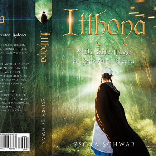 Book Cover for Itthona