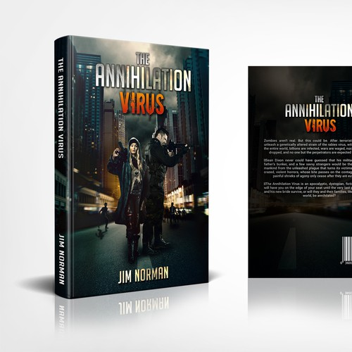 Annihilation virus