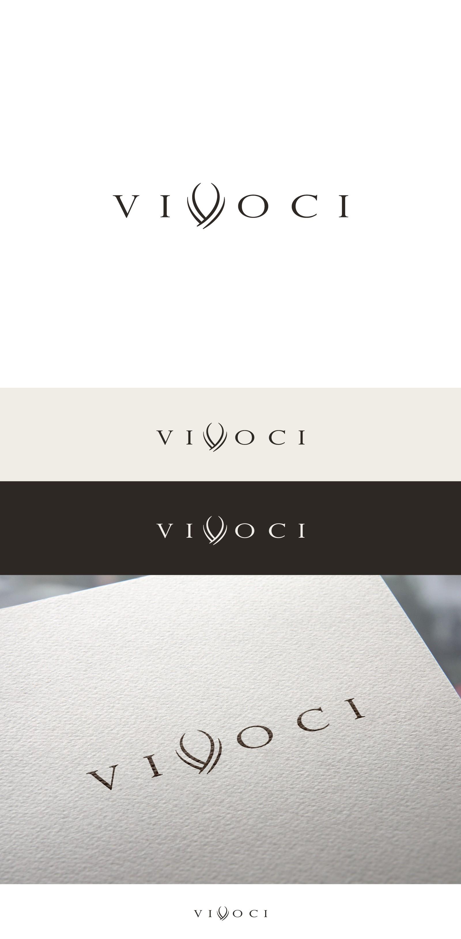 Design a stunning logo for Vivoci hair salon/clinic