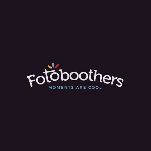 Creative logo for Photo Booth