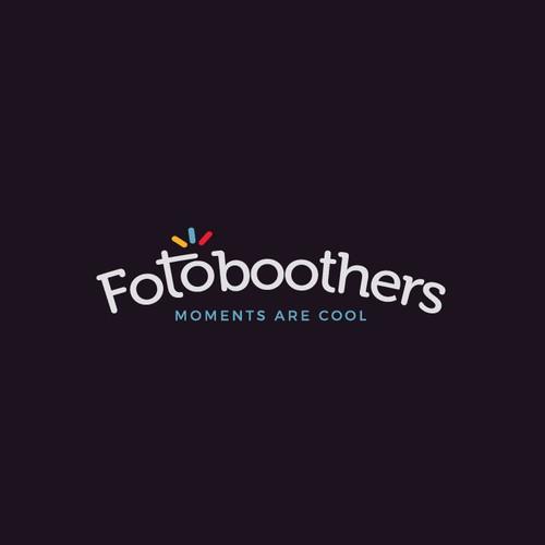 Creative logo for Photo Booth