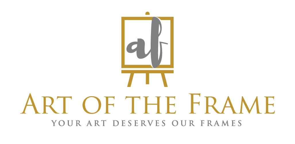 "Design a Smart, Sophisticated Logo for ""Art of the Frame"" - An Upscale Custom Framing Gallery"