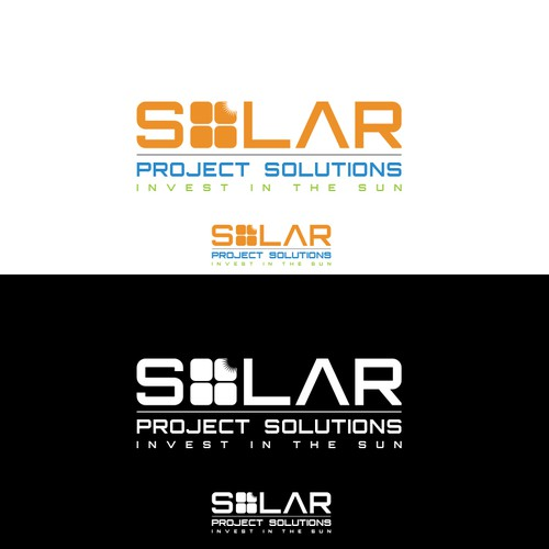 Solar Project Solutions Logo