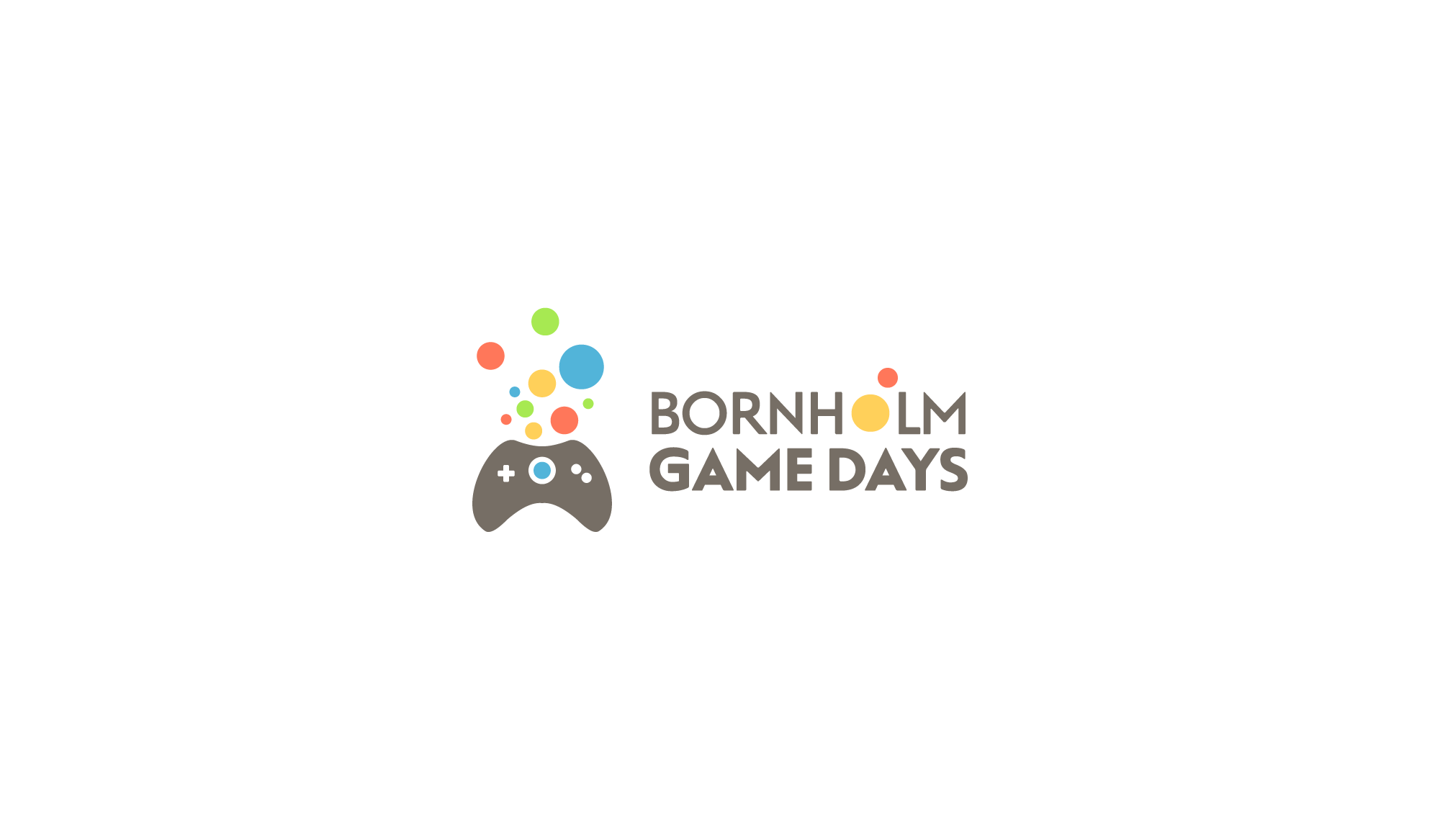 Logo for games conference