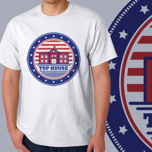 t-shirt for TOP HOUSE
