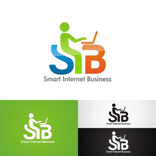 Create the next logo for The Smart Internet Business Website