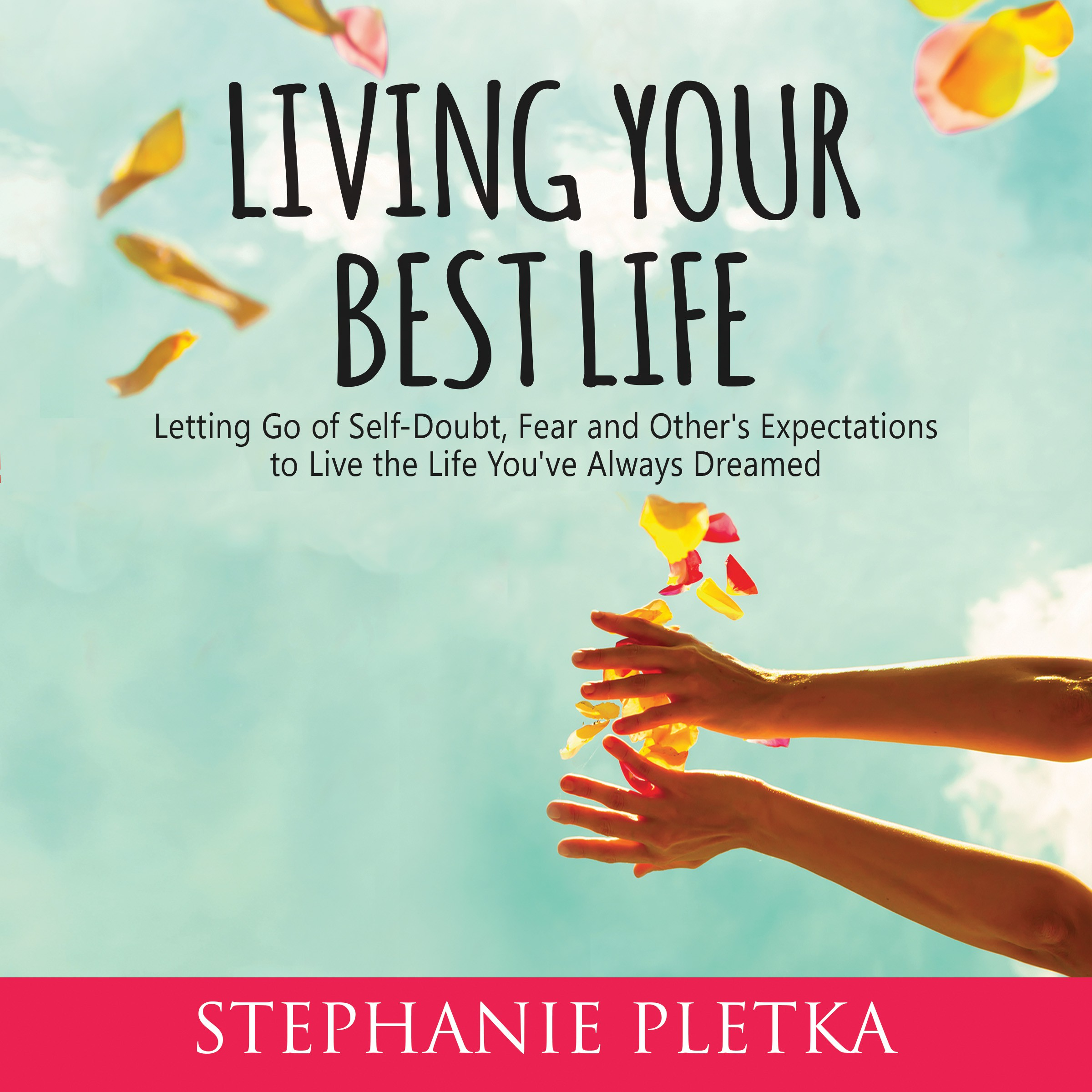 Create a Playful Picture Depicting Freedom for Living Best Life Cover