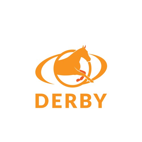 SIMPLE AND TIMELESS LOGO FOR DERBY.