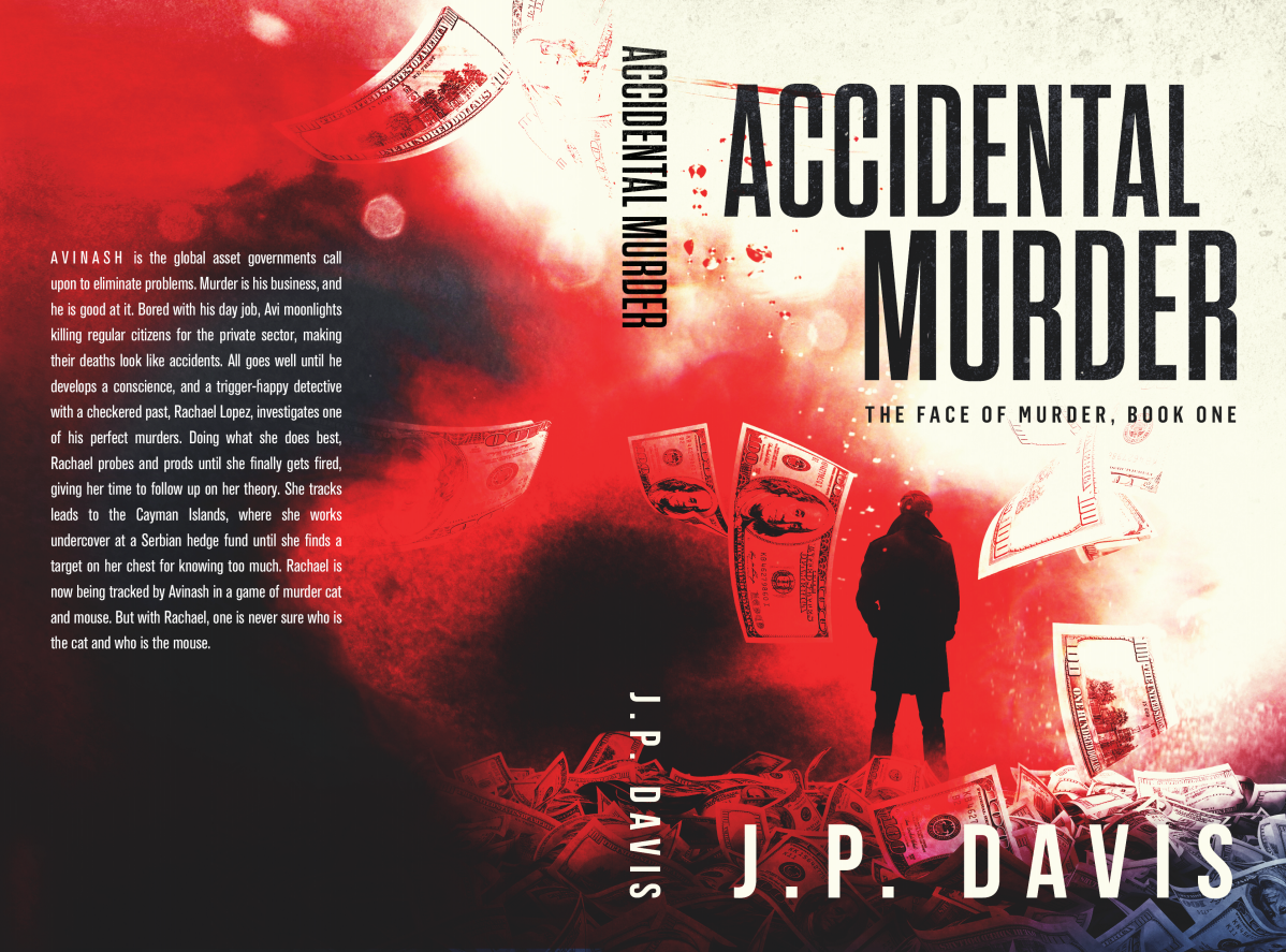 Accidental Murder By J P Davis
