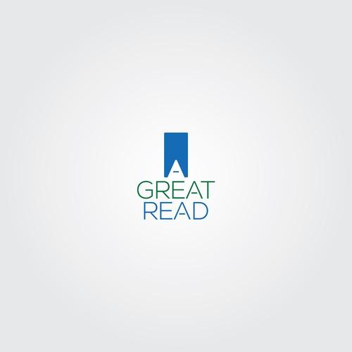 A Great Read Logo.