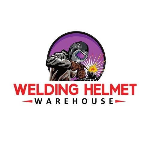 welding helmet warehouse