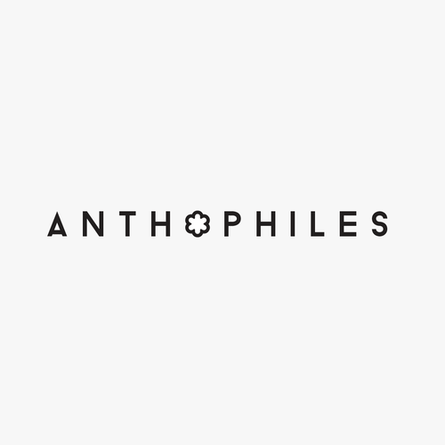 Logodesign for Anthophiles Flower Shop