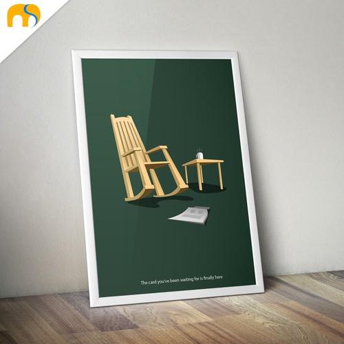 An advertisement concept