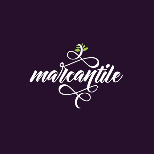 Marcantile Logo Design