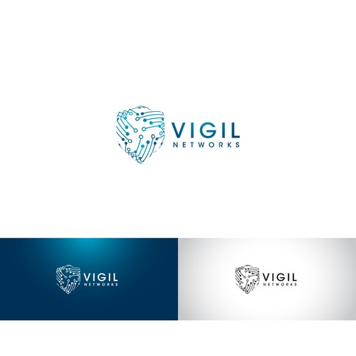 Logo redesign for an IT security company