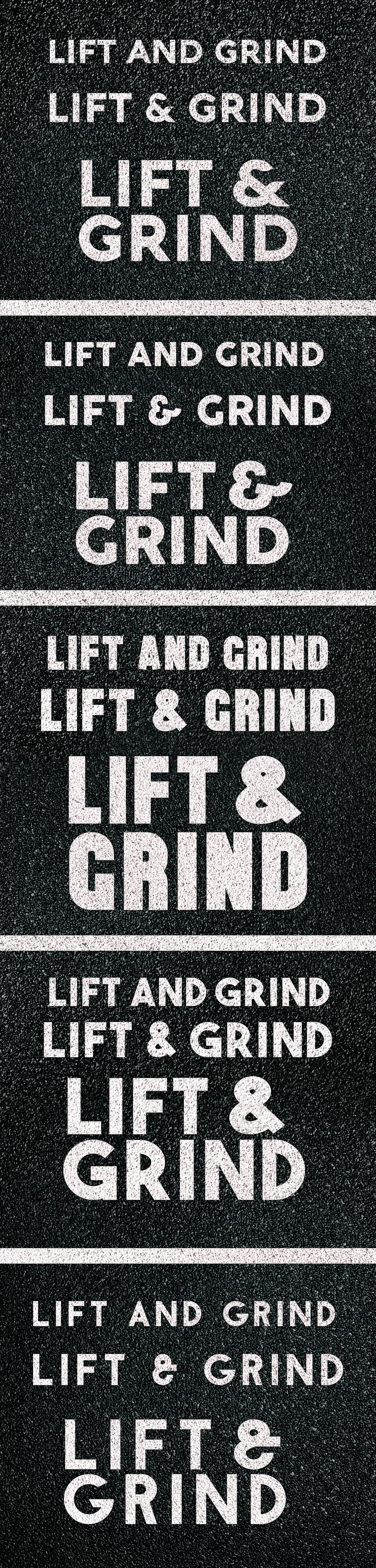 Lift & Grind Tee