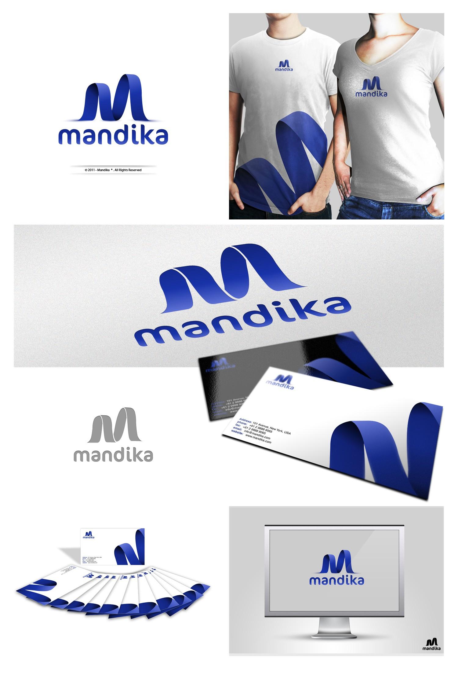 mandika needs a new logo