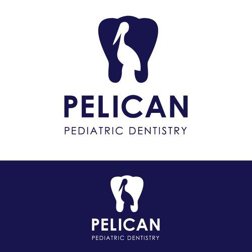 Logo for a Pediatric Dentist