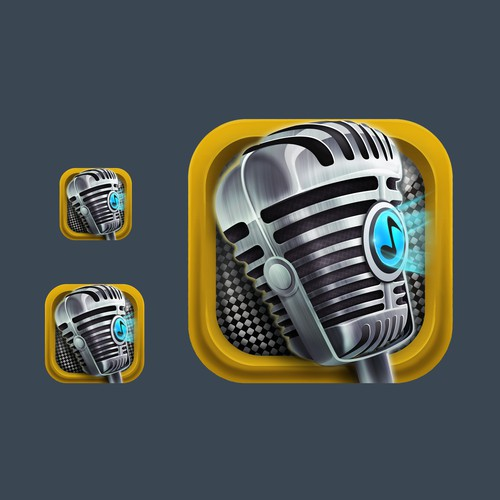 Music Game Icon