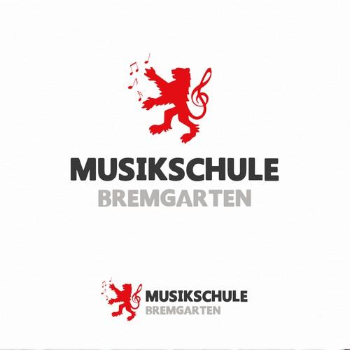 Logo for Bremgarten Music Scool