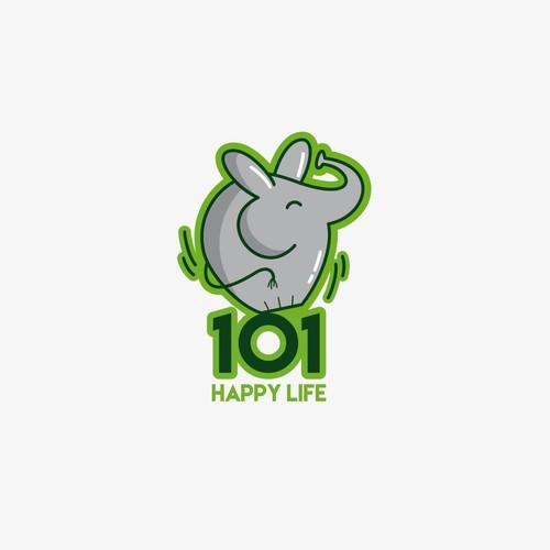 Happy Life 101 logo