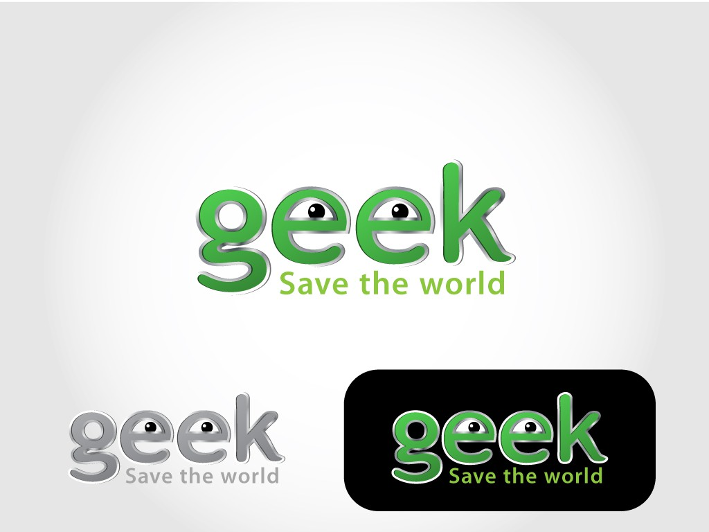 Help geek with a new logo