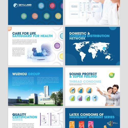 Condom Manufacture Brochure