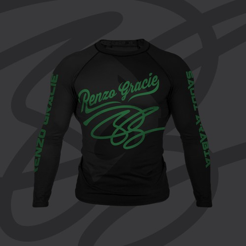 rash guards renzo gracie