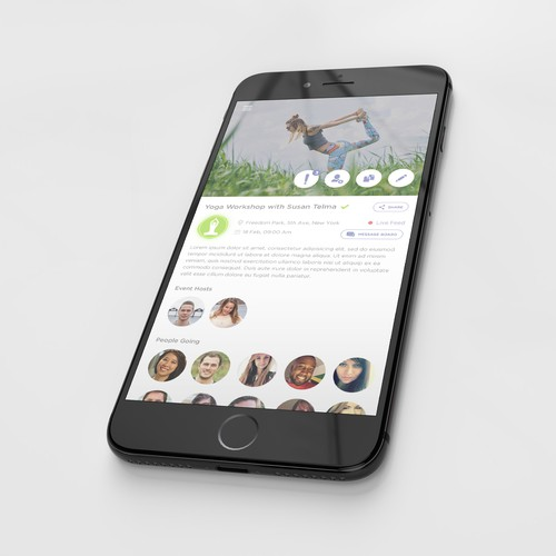 App design for MyAura